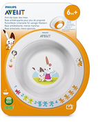 Toddler Bowl Small 6M+Neutral - SCF706/00