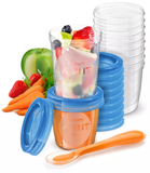 Food Storage Set - Toddler 10x - SCF721/20