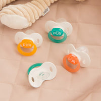 Orthodontic soother 3 mths+ - 14017