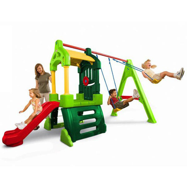 CLUBHOUSE SWING SET NATURAL - 171093e13