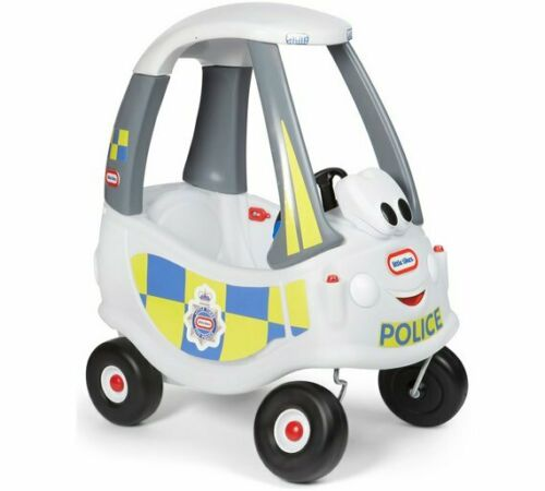 Little Tikes Cozy Coupe Police Car-173790