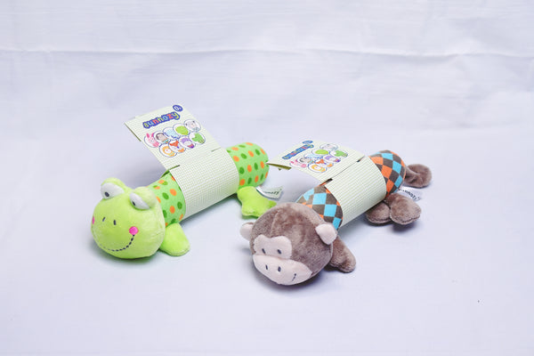 BABY CHARACTER SHAKING SOFT TOY - 21707