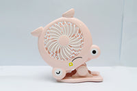 USB CHARGEABLE CHARACTER FAN