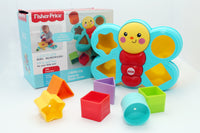 FISHER PRICE FILL & SPILL FUN BLOCKS - 21421