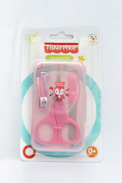 FISHER PRICE MANICURE SET 2CLR - 21792