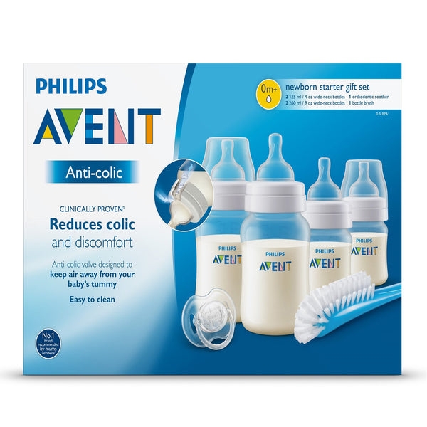 Infant Starter Set Anti-colic bottle gift set - 881766