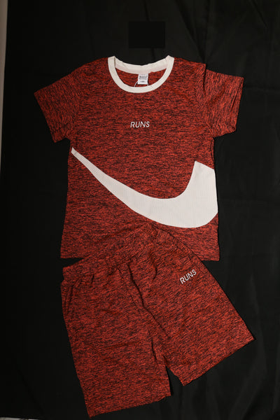 BABA SPORTS SUIT NIKE 3CLR - 20150