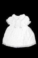 TURKEY BABY FANCY FROCK - 20470
