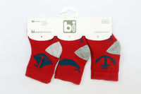 TURKEY SOCKS PK3 3CLR - 20579