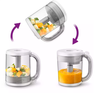 Baby Food Maker 4-IN-1 - SCF875/02