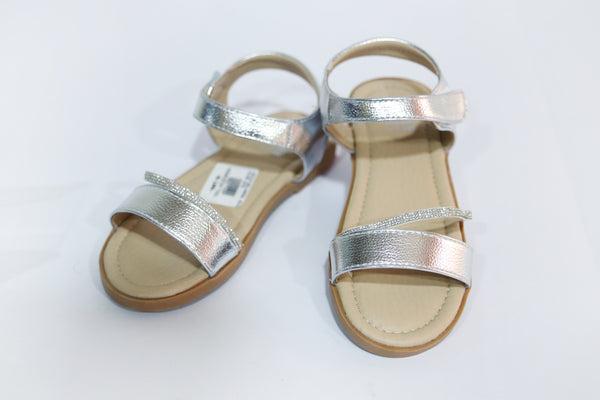 MEDIUM GIRL SANDAL GOLD/SILVER - 21149