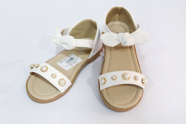 MEDIUM GIRL SANDAL PINK/WHITE - 21151
