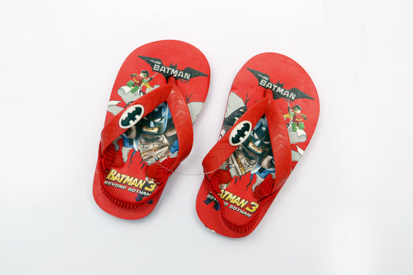 BABY BOY CHARACTER RUBBER SLIPPER STRAP - 21278