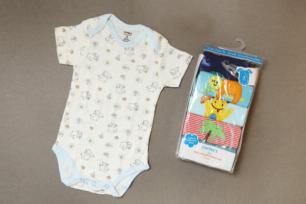 CARTERS BODY SUIT PACK 5 - 21291