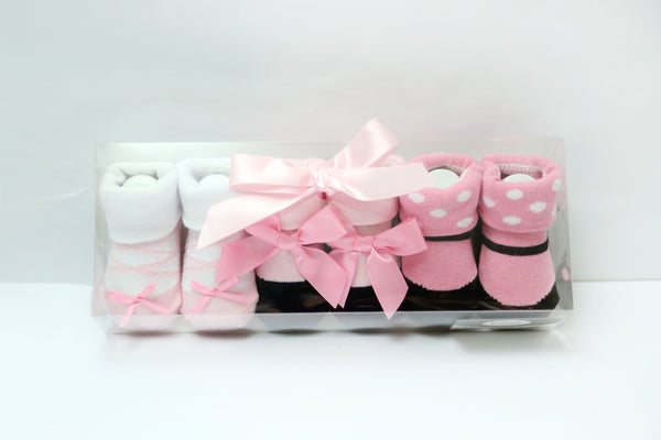 SOCKS GIFT SET 3PCS - 21314
