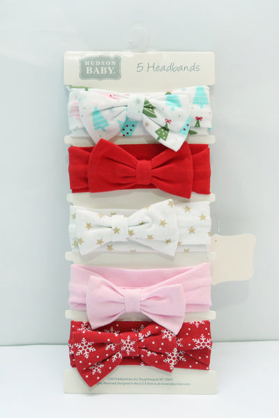 HEADBAND SET 5PCS - 21366