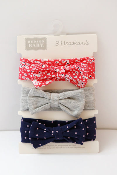 HEADBAND SET 3PCS - 21367