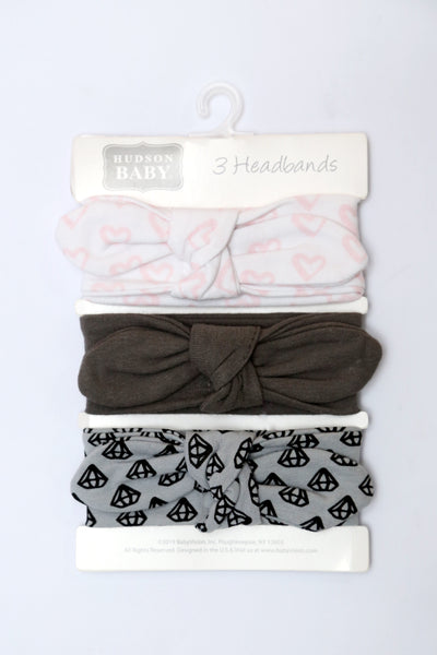 HEADBAND SET 3PCS - 21368