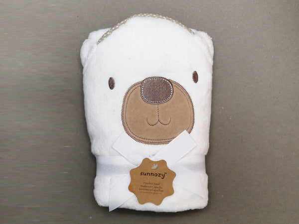 CARTERS HOODED TOWEL CHARACTER - 21717
