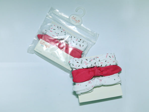 BABY HEAD BAND PACK 3 - 21769