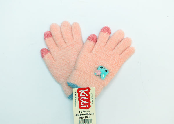 GIRL WOOLEN GLOVES - 21867