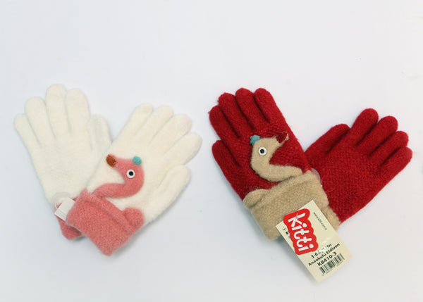 GIRL WOOLEN GLOVES - 21867 - 21867
