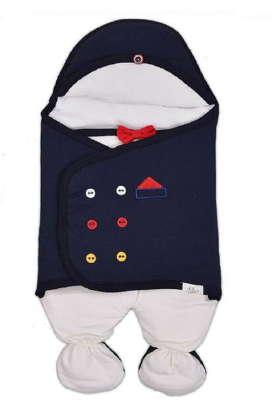 BABY BOY CARRY NEST BOW STYLE - 22102