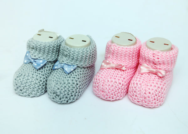 BABY SOCKS BOOTIES - 22273