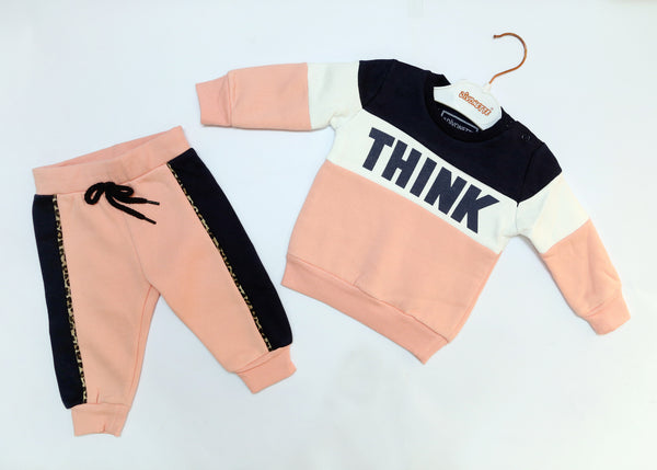 BABY GIRL SWEAT OUTFIT - 22508