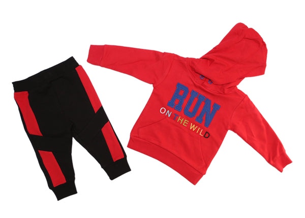 BABY BOY SWEAT OUTFIT - 22512