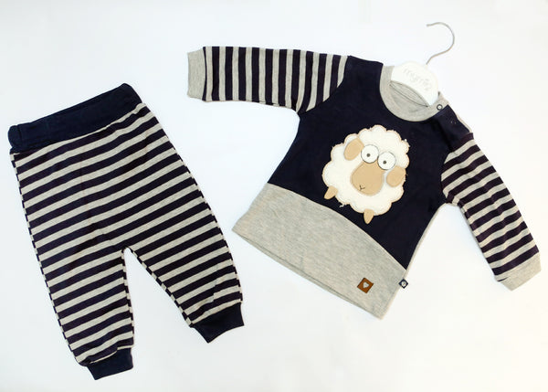 BABY BOY SWEAT OUTFIT - 22570