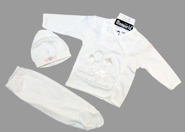 BABY GIRL OUTFIT - 22579