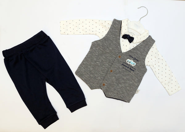 BABY OUTFIT GENTLEMAN STYLE - 22627