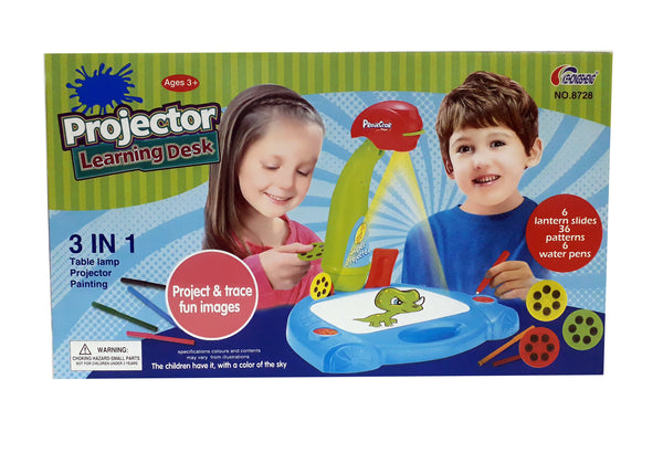 3-IN-1 PROJECTOR PAINTING - 22920