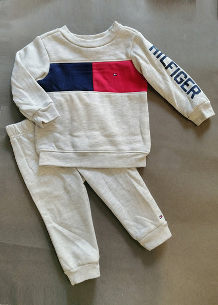 BABY BOY TOMMY HILFIGER OUTFIT - 23022