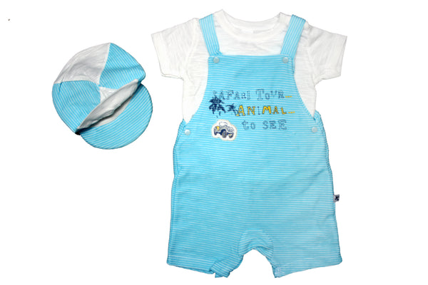 BABY BOY DANGRI OUTFIT - 23626