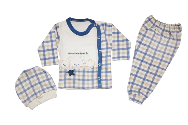 BABY BOY OUTFIT - 23755