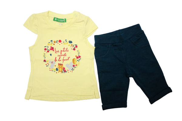 BABY GIRL OUTFIT - 24005