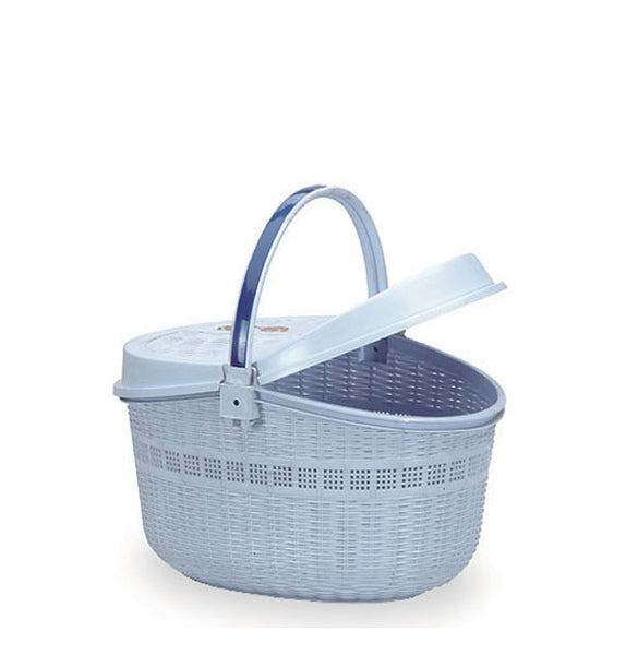 SHOPPING BASKET WITH COVER SAKURA - B-15