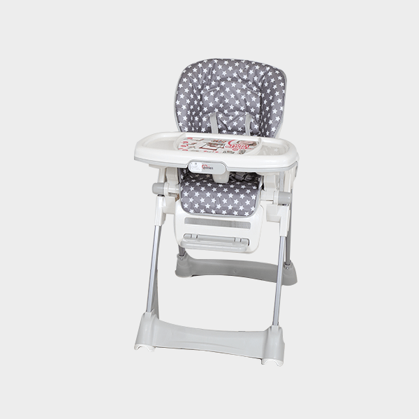 TINNIES ADJUSTABLE HIGH CHAIR - BG-89