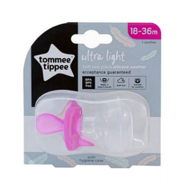 TT 433454 SILICONE SOOTHER 18-36M SINGLE NEW IN 3RD QTR