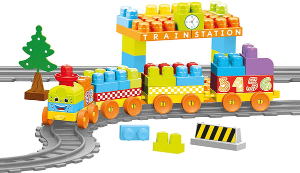 TRAIN SET 89 PCS - 5082