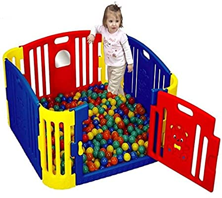 Edu-play Baby Bear Zone With Enclosed Play Area - GP-8011