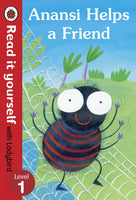 LADYBIRD ANANSI HELPS A FRIEND