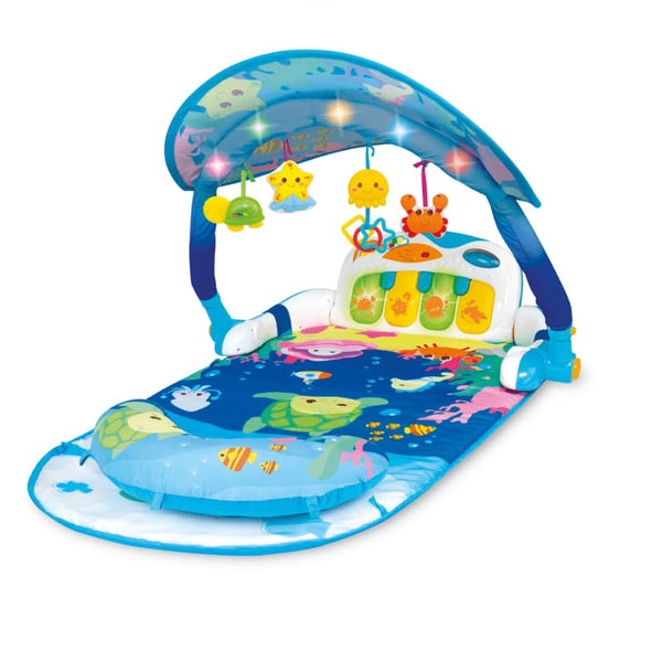 Magic Lights Musical Play Gym - 0860