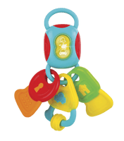 WF TEETHING KEYS - 0185