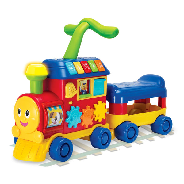 Walker Ride-on Learning Train - 0803