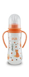 Shaped Bottle with Handle 8 oz/250 ml. - 9015