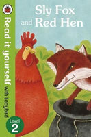 LADYBIRD  SLY FOX AND RED HEN