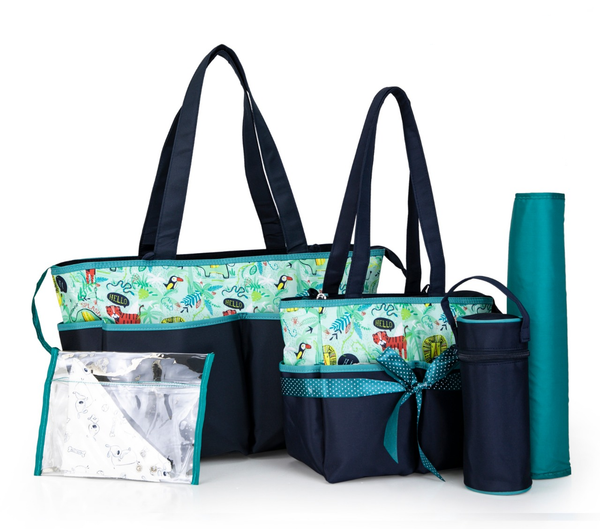 MOTHER BAG TWINS - BB999AT